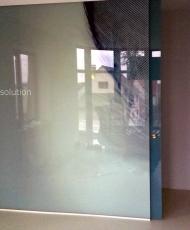 5 стеклянная раздвижная перегородка с фотопечатью