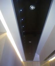 оригинальный стеклянный потолок
