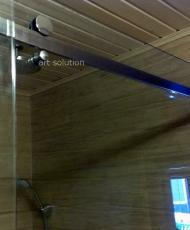 перегородка из стекла раздвижная