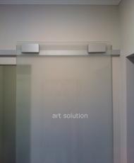 межкомнатные стекланные двери