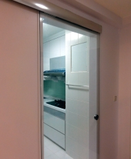 двери на кухню раздвижные