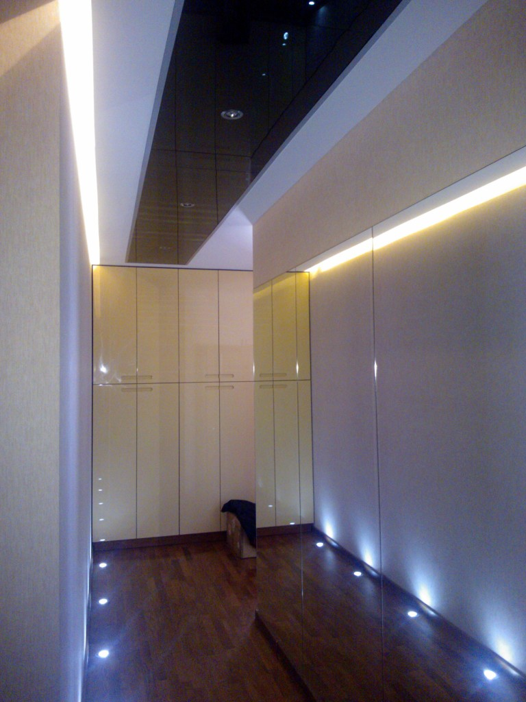 бронзовое матовое стекло